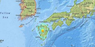 Troops-deployed-to-southern-Japan-after-earthquakes-up-to-32-dead