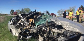 Weber County accident