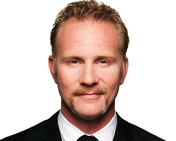 Morgan Spurlock Sues Studio For Dropping Nascar Documentry