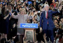 Donald Trump Hillary Clinton Bill Clinton Democratic Republican