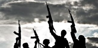 Syria fighter guns ISIS Islam