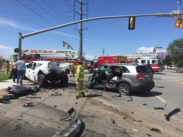 West Haven collision