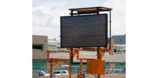 Texas, traffic, hack, sign