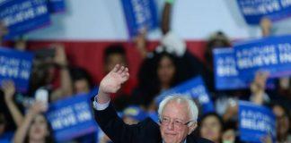 Bernie Sanders campaign Hillary Clinton