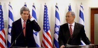Netanyahu Kerry Israel