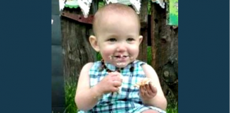 13-month-old boy killed