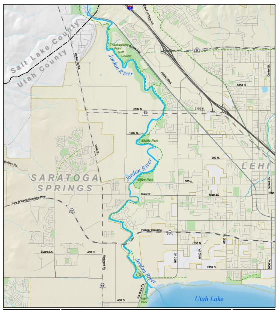 UPDATE South Jordan City Detects Small Amounts of Algal Bloom in