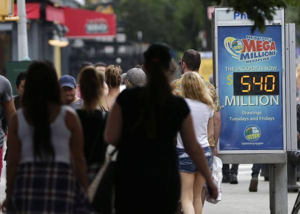 Single ticket wins $721 million in USA lottery