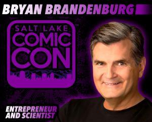 Bryan Brandenburg / Photo Courtesy: Salt Lake Comic Con