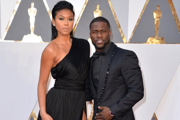 Comedian Kevin Hart Marries Longtime Girlfriend in California