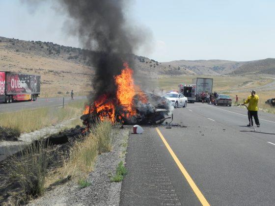 Middleton Idaho Car Accident