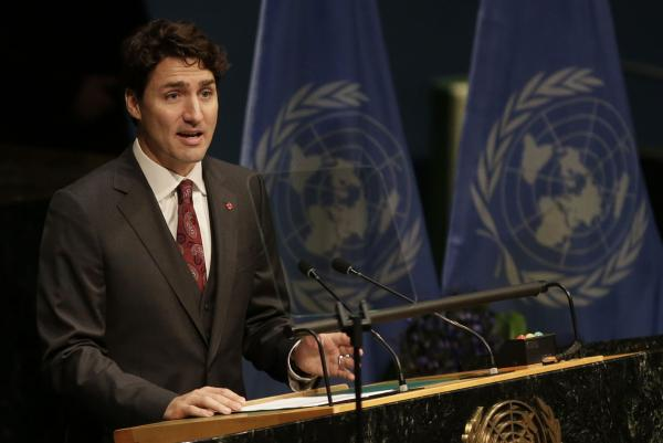 Trudeau opens international conference on AIDS, tuberculosis, malaria in Montreal