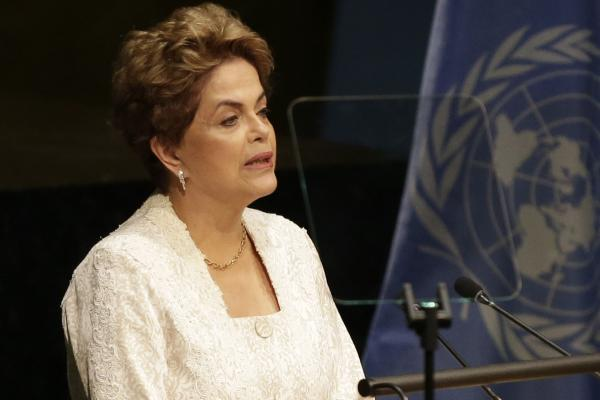 Brazil's ousted President Rousseff appeals to Supreme Court