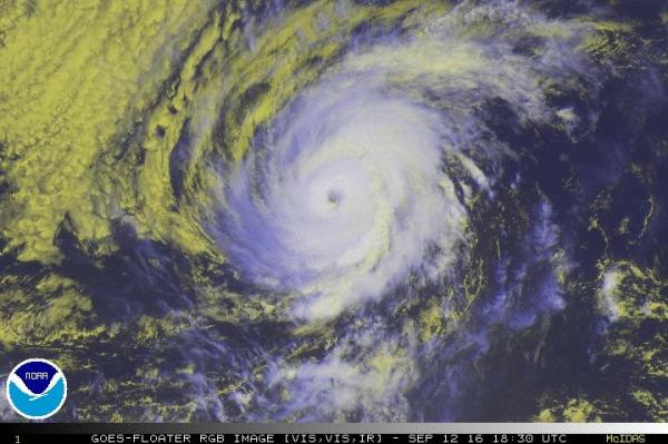 Hurricane Orlene, Tropical Storm Ian form in Pacific, Atlantic waters ...