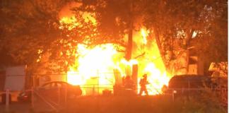Ogden house fire