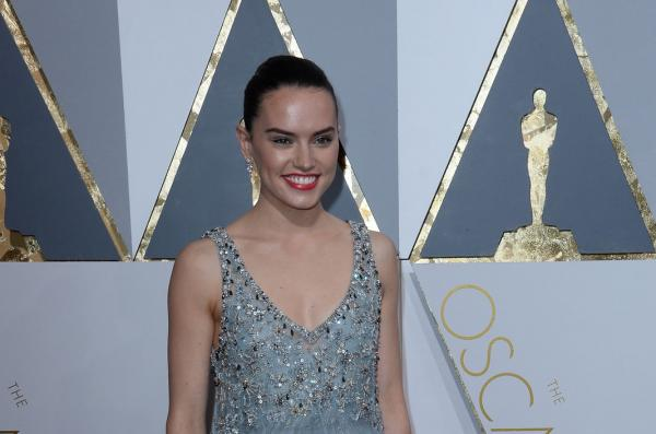 Daisy Ridley claps back at criticism that Rey is a Mary Sue