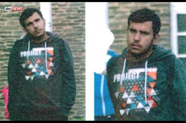 No evidence German bomb suspect had firm target