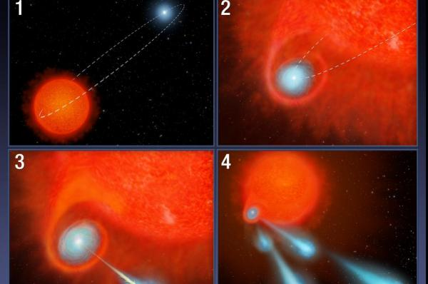 Hubble sees star shooting 'cannonballs' into space | Gephardt Daily