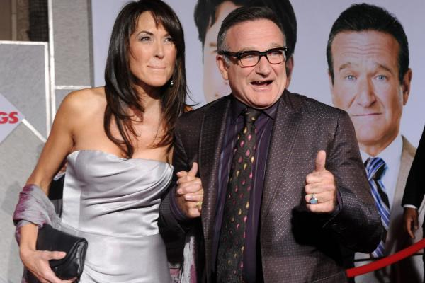 robin williams wife describes his last days in heartbreaking  actor robin williams