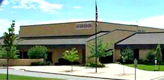 Fairfield Jr. High School, Kaysville. Photo: Davis School District