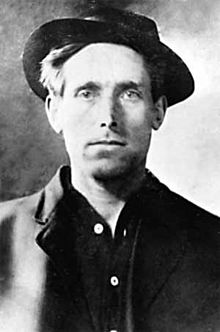 Activist Joe Hill (1879-1915). Photo: Wikipedia