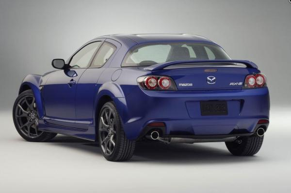 Mazda Recall: 70000 RX-8 Sports Cars Face Fuel Leak Risk