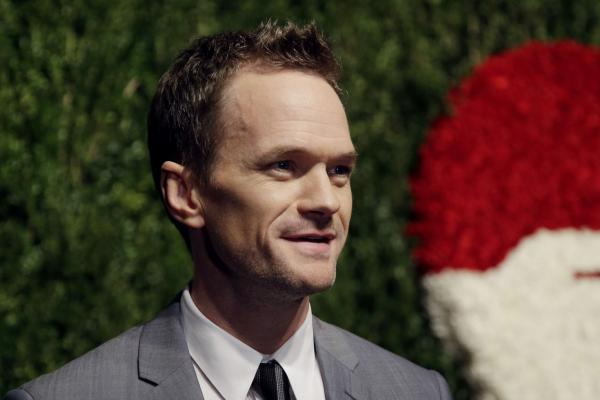 Neil Patrick Harris in Netflix's LEMONY SNICKET'S A SERIES OF UNFORTUNATE EVENTS