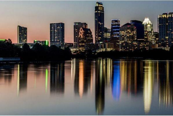 Austin tops list of 100 best places to live in the u s for 10 best places to live in texas