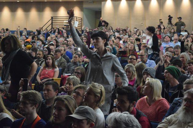 Utah Rep. Jason Chaffetz Town Hall Meeting