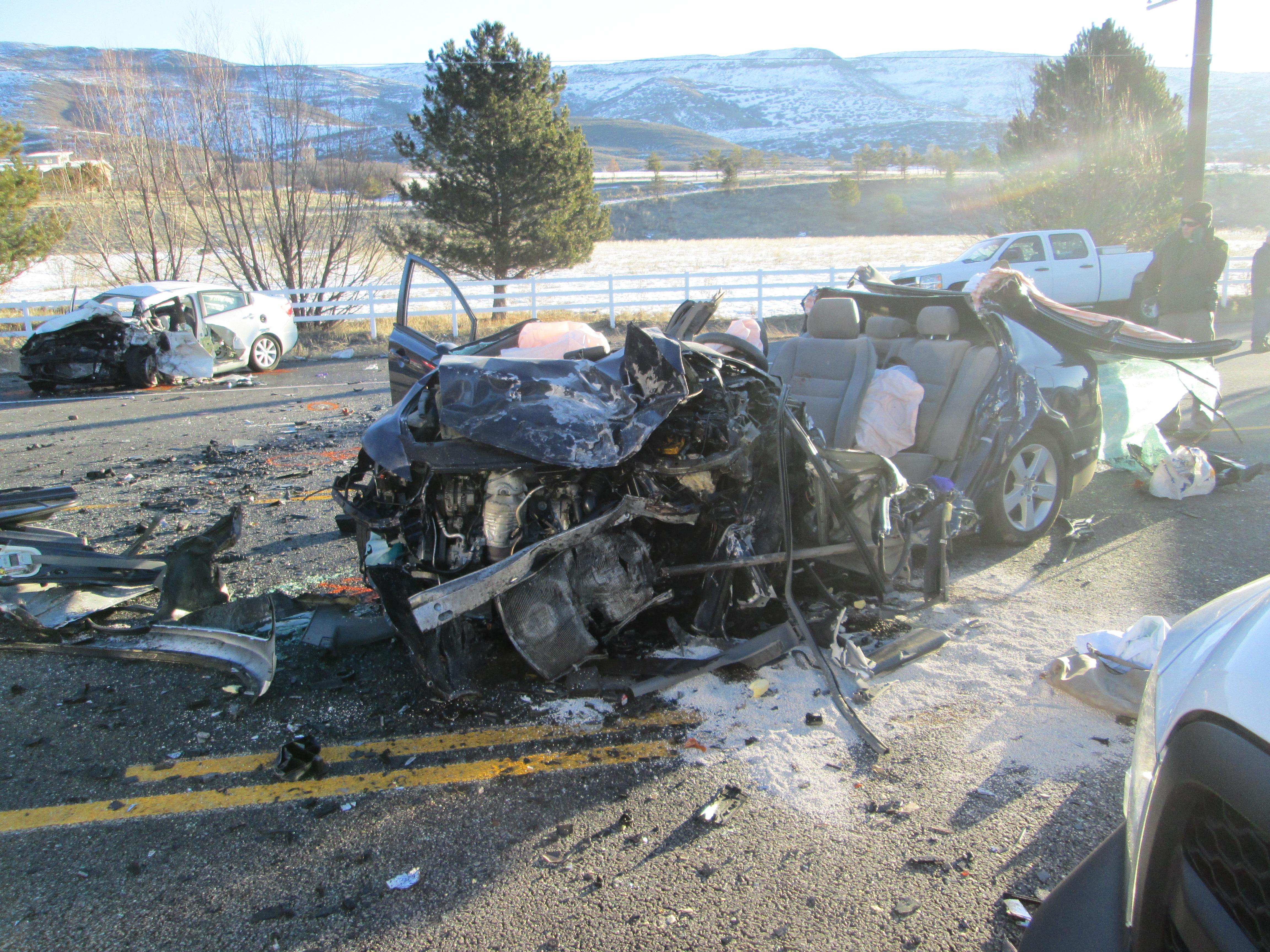 Car Crash Heber City