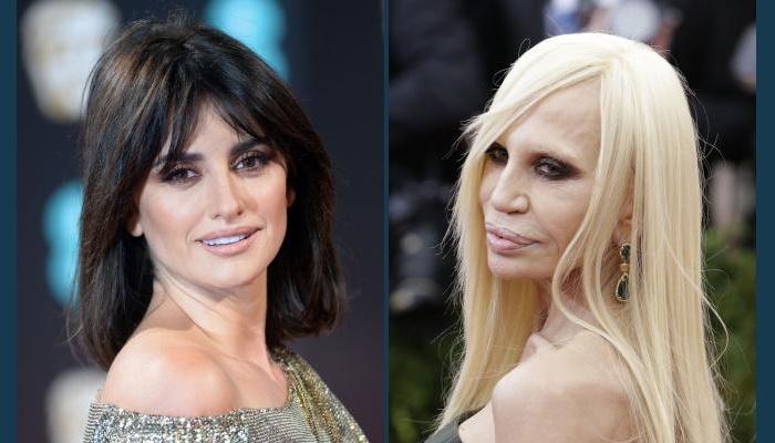 Penelope Cruz To Play Donatella Versace On American Crime