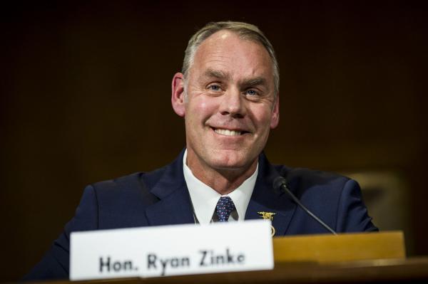 Senate Confirms Ryan Zinke As Next Interior Secretary Gephardt Daily