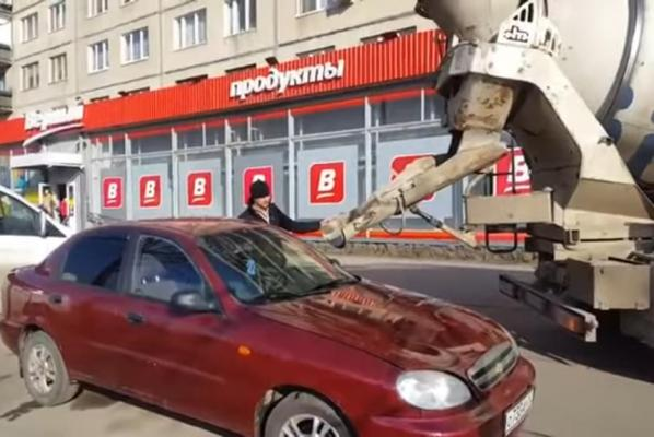 Russian wifes kept his word