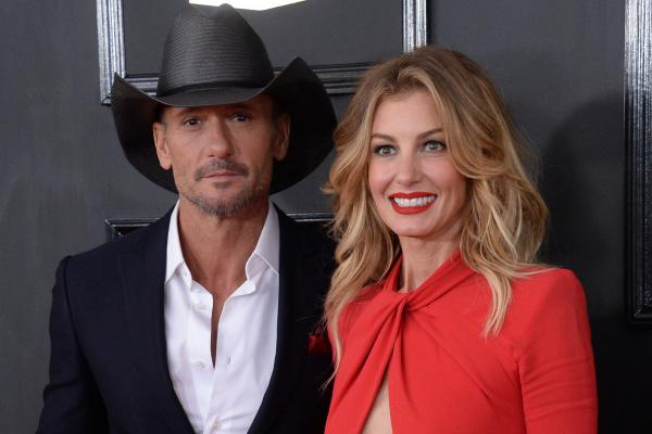 Tim Mcgraw And Faith Hill To Perform Duet At Academy Of Country