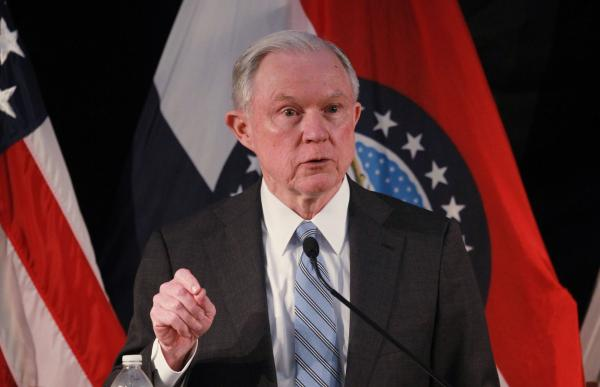 Jeff Sessions: Secure borders, recruitment prevention key to fighting gangs