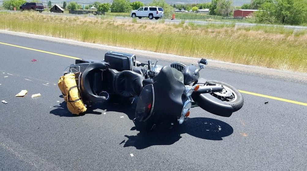 A Fatal Motorcycle Crash