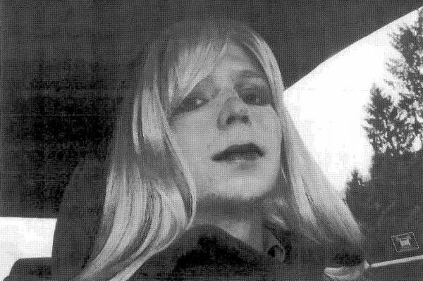 Chelsea Manning leaves military prison