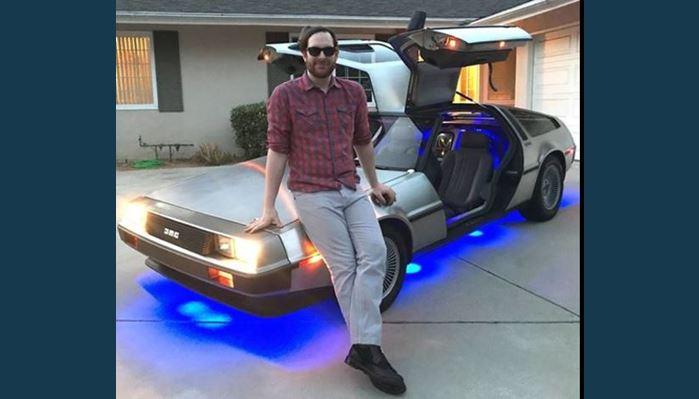 Police ticket DeLorean for driving 88 mph