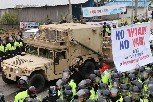Korea's new leader orders probe on US missile launchers