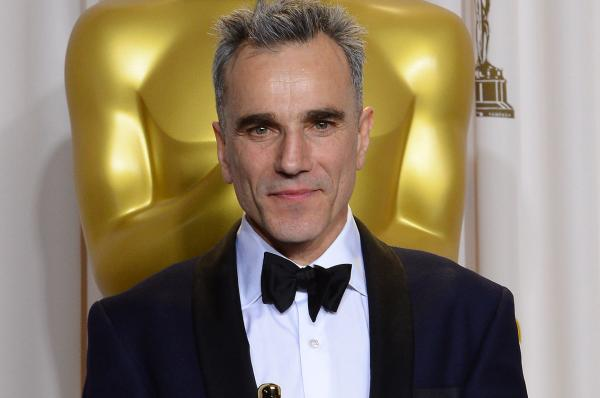 Daniel Day-Lewis' publicist says Oscar winner is retiring from acting