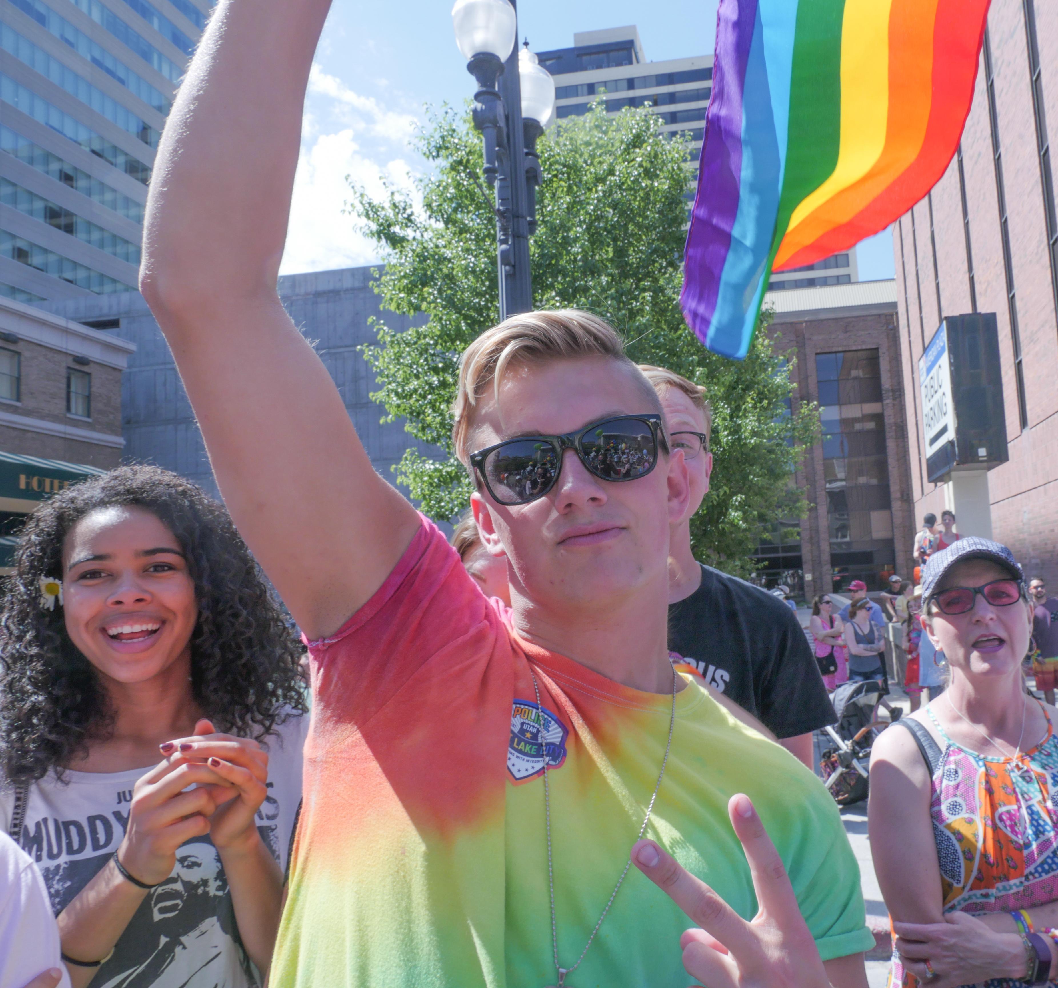 Video, photo gallery: See the 2017 Utah Pride Parade ...