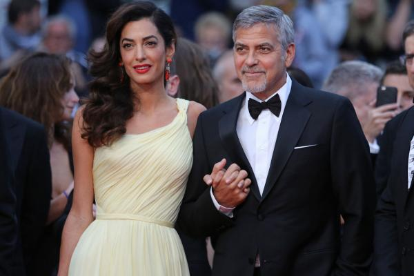 George, Amal Clooney Welcome Twins Ella, Alexander