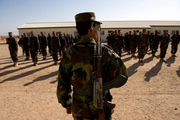 Taliban kill 8 Afghan guards heading to work at US base