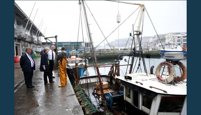 Ireland calls United Kingdom withdrawal from fisheries agreement 'unhelpful and unwelcome'