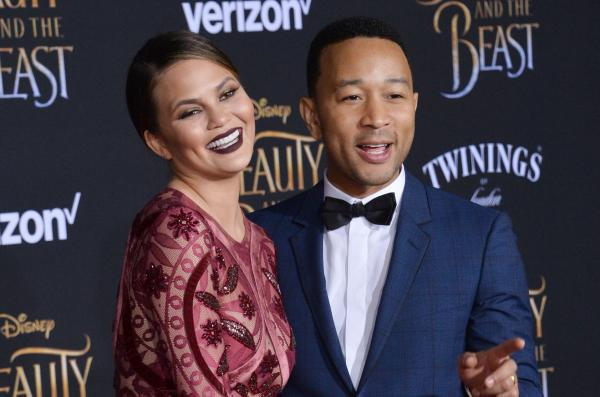 Chrissy Teigen Dresses the Part While on a Glam Bali Vacation