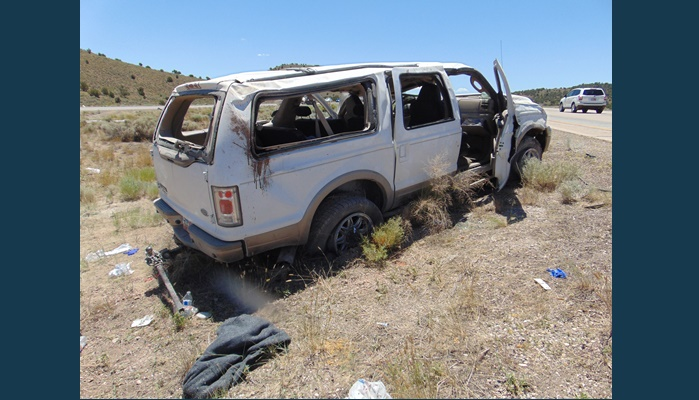 Scout leader who was killed in rollover identified