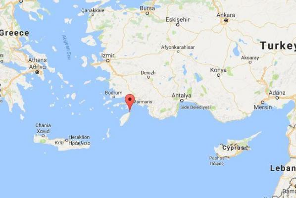 Turkish Ship Comes Under Fire from Greek Coast Guard