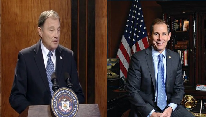 Gov. Herbert endorses Provo Mayor John Curtis in 3rd Congressional District race
