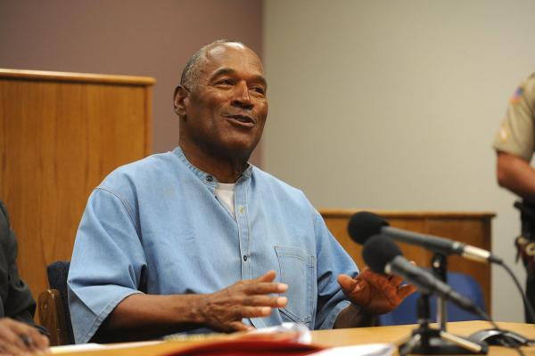OJ Simpson Granted Parole, Could Be Released As Early As October
