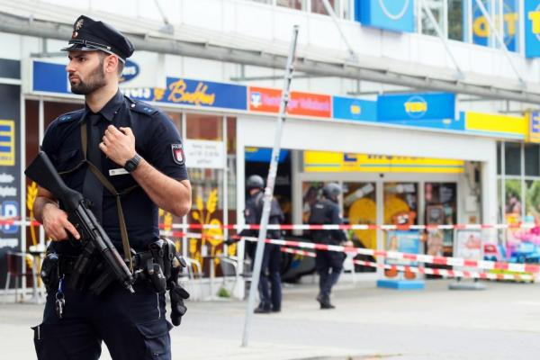 One dead, several wounded in knife attack at German supermarket